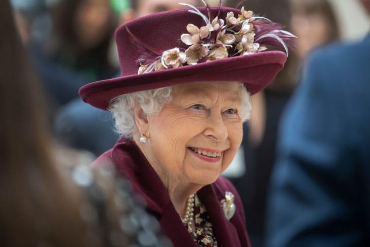 Queen Elizabeth II photo.