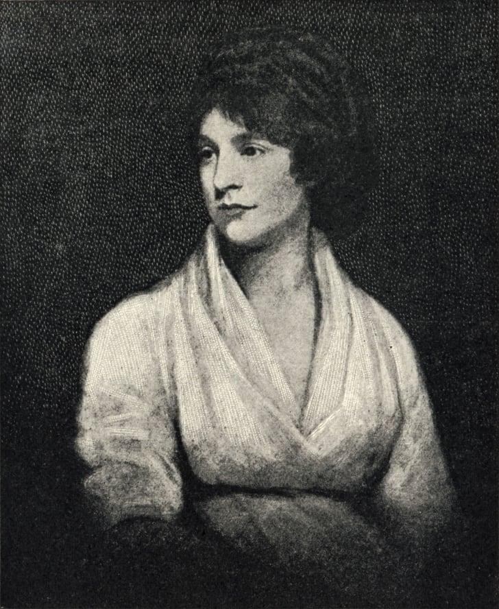 Mary Wollstonecraft portrait.
