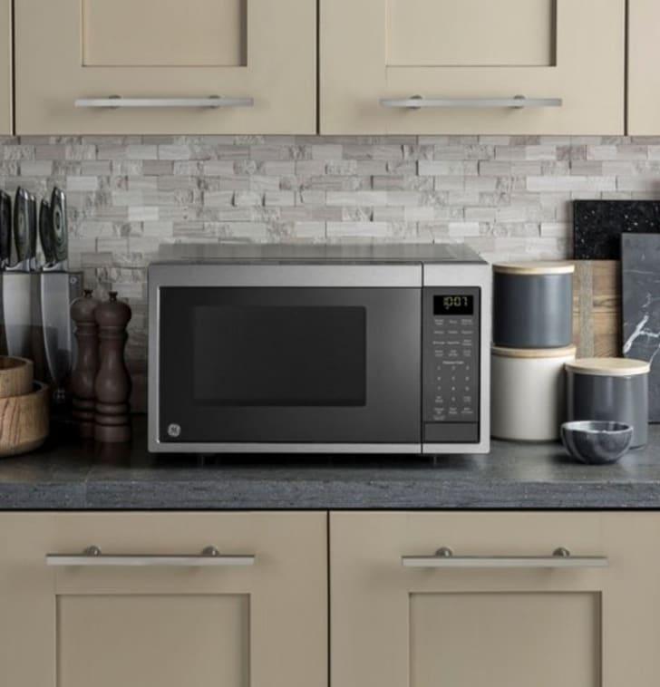 A smart microwave.