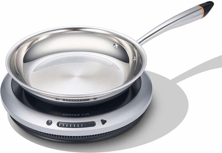 A smart pan