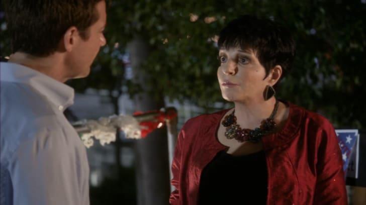 """liza minnelli as """"lucille two"""" in arrested development season 4"""