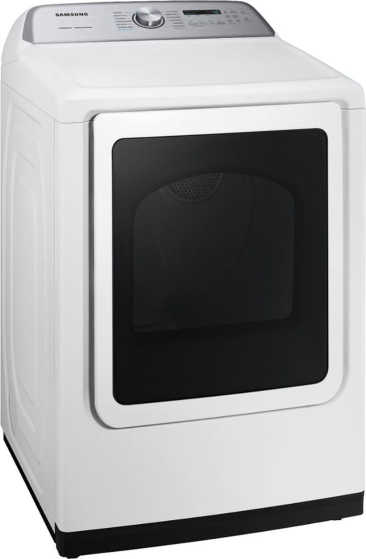 An Electric Dryer on sale at Best Buy