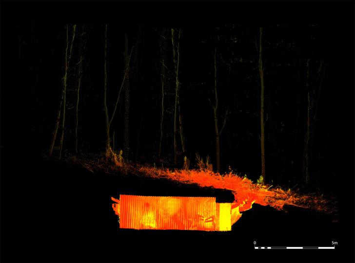 world war ii bunker in scotland