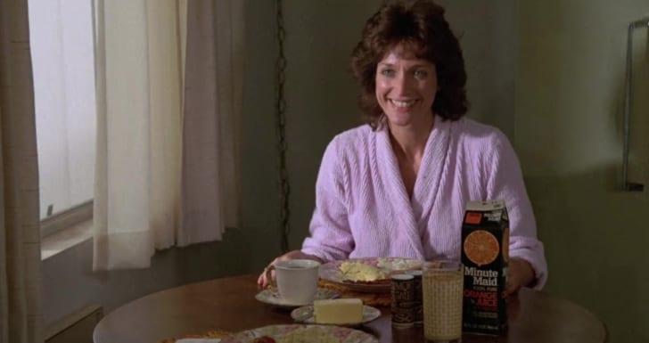 Randee Heller in The Karate Kid (1984)