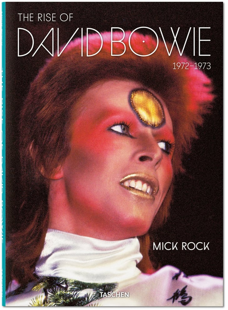 A new book about David Bowie