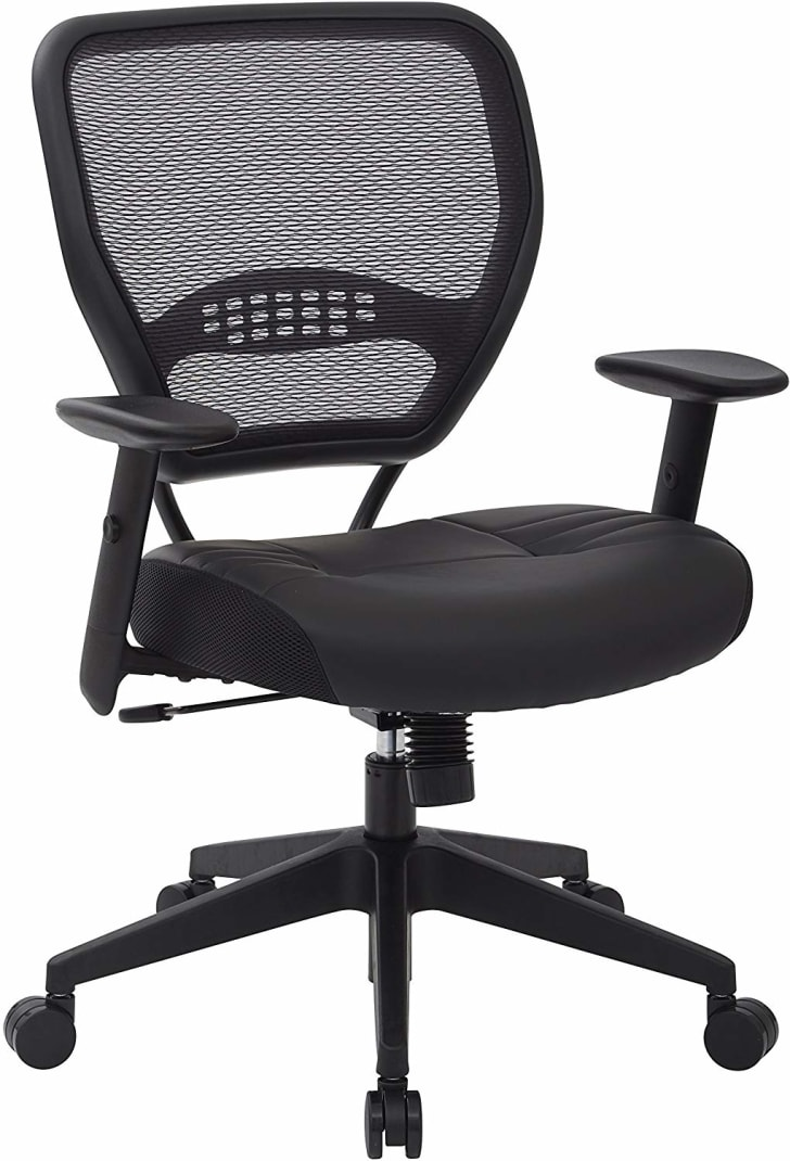 A best-selling office chair from Amazon.