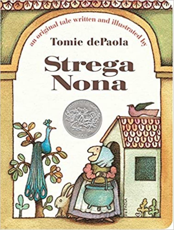 The book called Strega Nona.