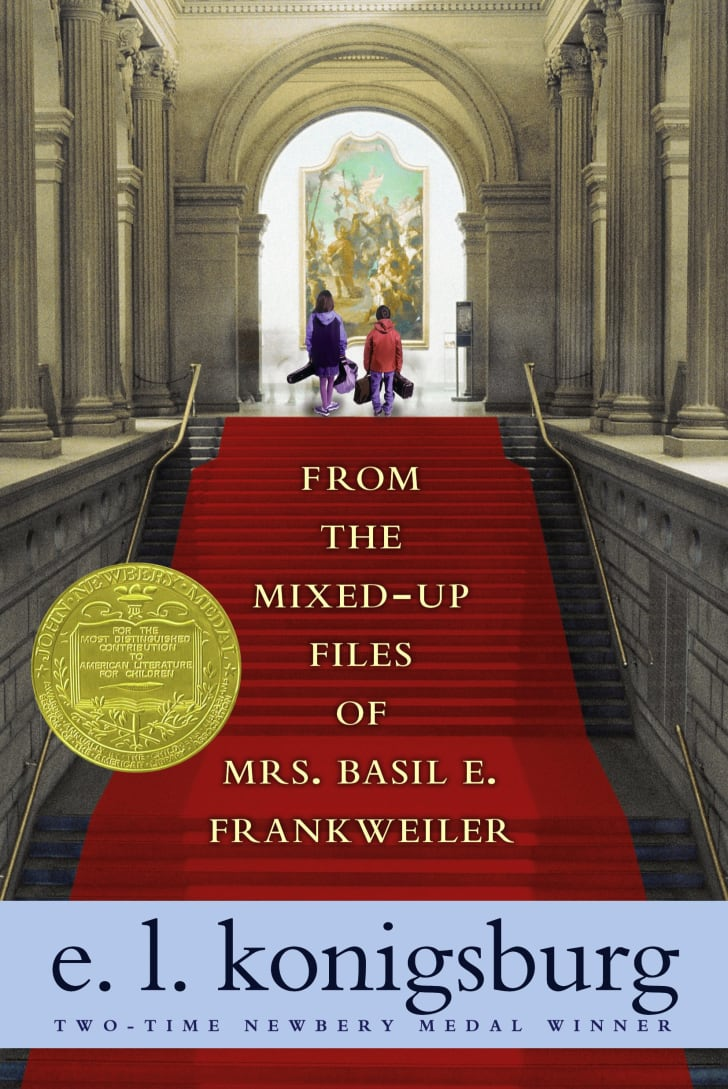 From the Mixed-Up Files of Mrs. Basil E. book.