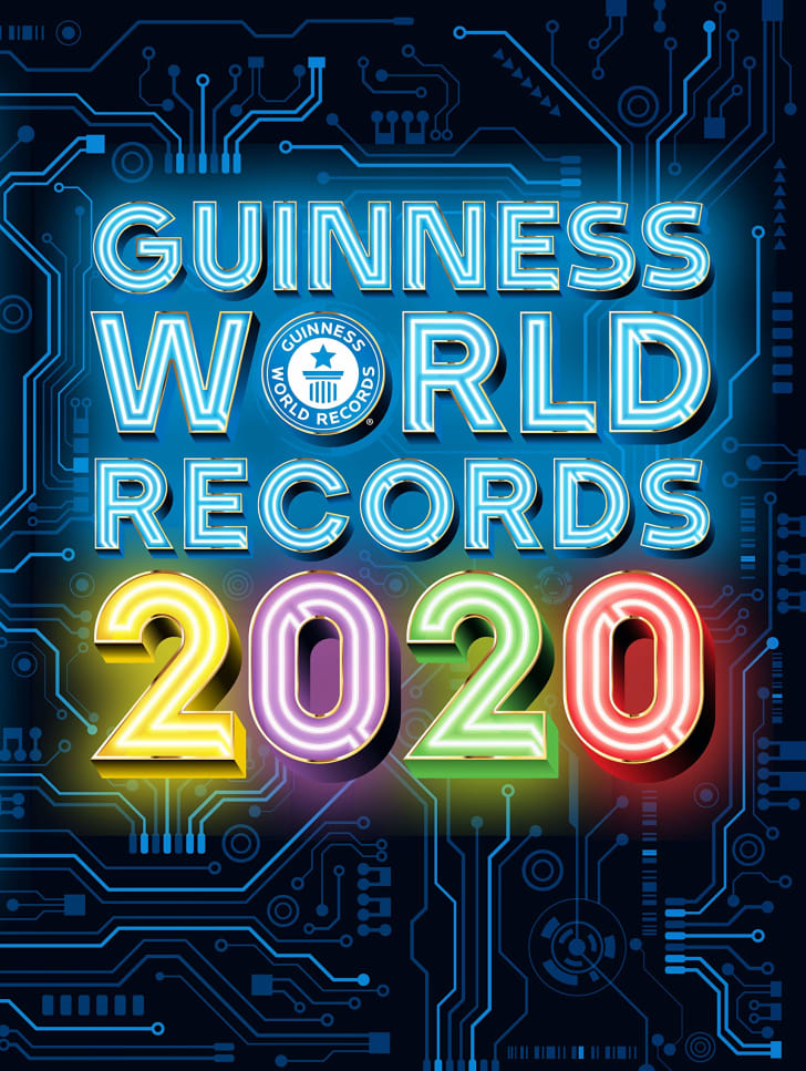 The 2020 Guinness Book of World Records