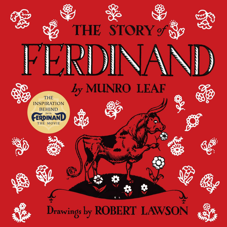 The Story of Ferdinand book.