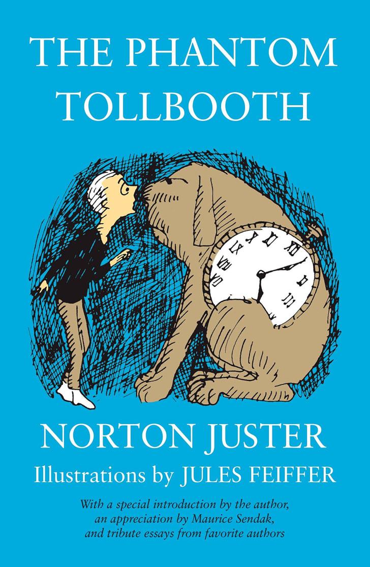The Phantom Tollbooth book on Amazon.