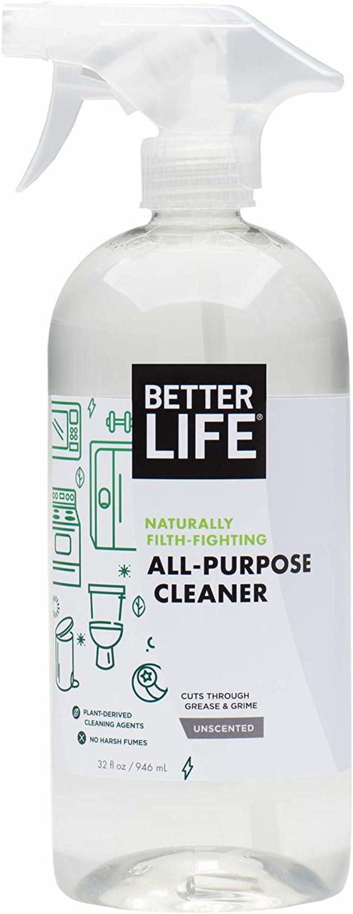 Better Life cleaner.