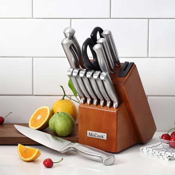 McCook Knife set.