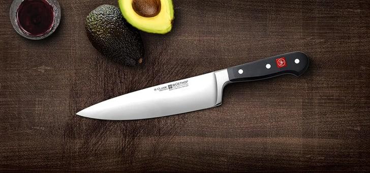 A knife from Wüsthof.