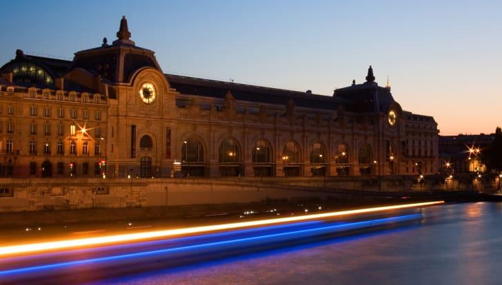 Musée D'Orsay in Paris.