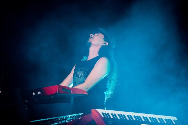 Tuomas Holopainen of Nightwish.