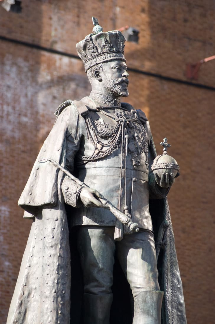 Statue of King Edward VII
