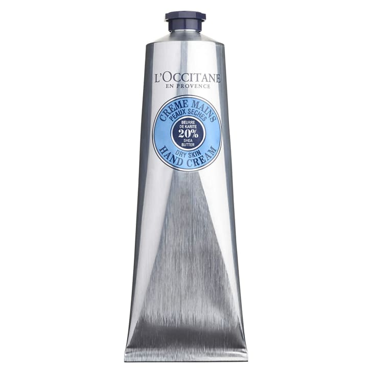 L'occitane hand cream.