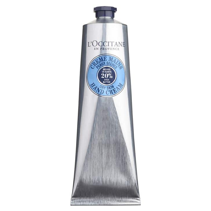 L'occitane hand cream.