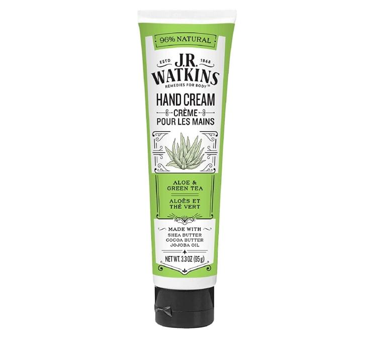 J.R. Watkins hand lotion on Amazon.