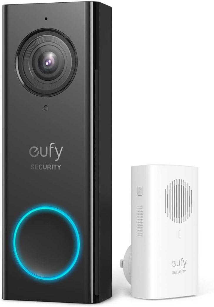 A smart doorbell.