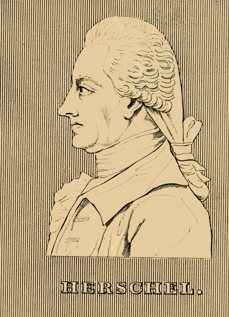 William Herschel.