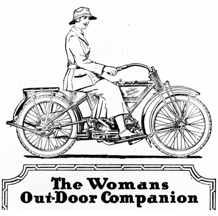 Harley-Davidson Archives printable coloring pages