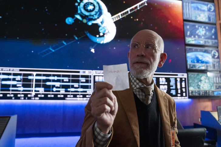 John Malkovich stars in Space Force