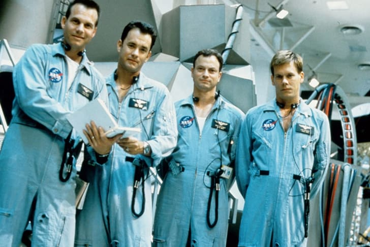Kevin Bacon, Tom Hanks, Bill Paxton, and Gary Sinise in Apollo 13 (1995)