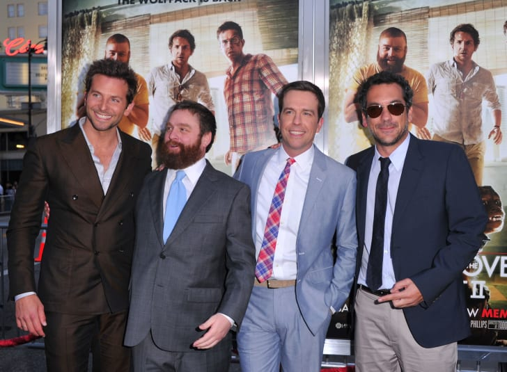 "Premiere Of Warner Bros. ""The Hangover Part II"""