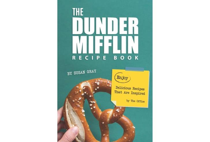 Dunder Mifflin Cookbook.