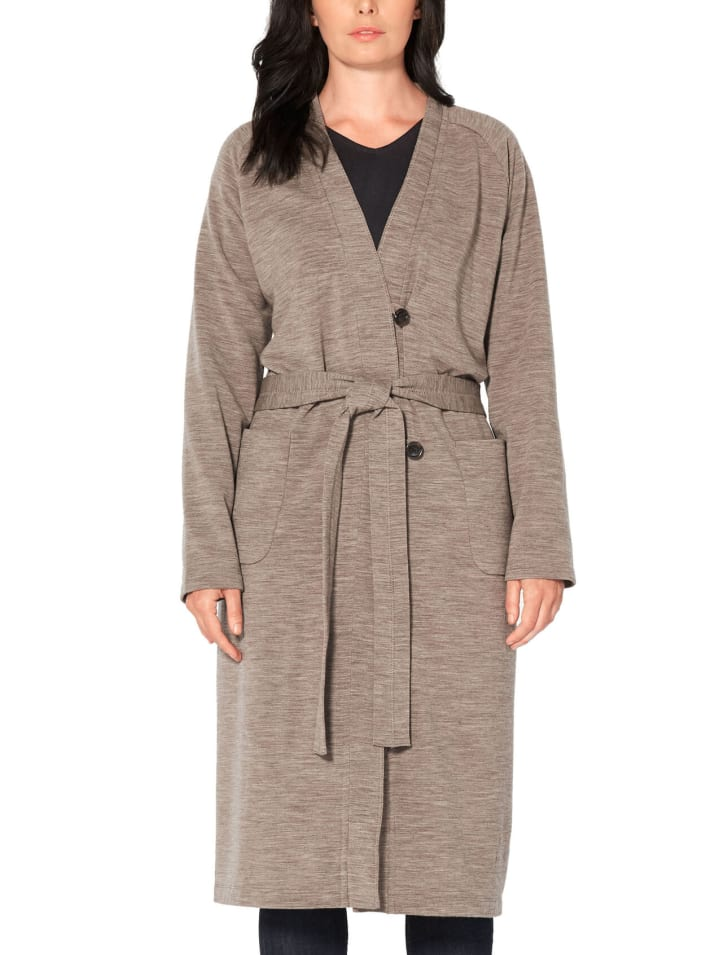 A robe from Icebreaker.
