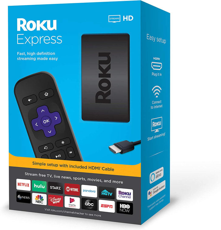 Roku Express on sale on Amazon.