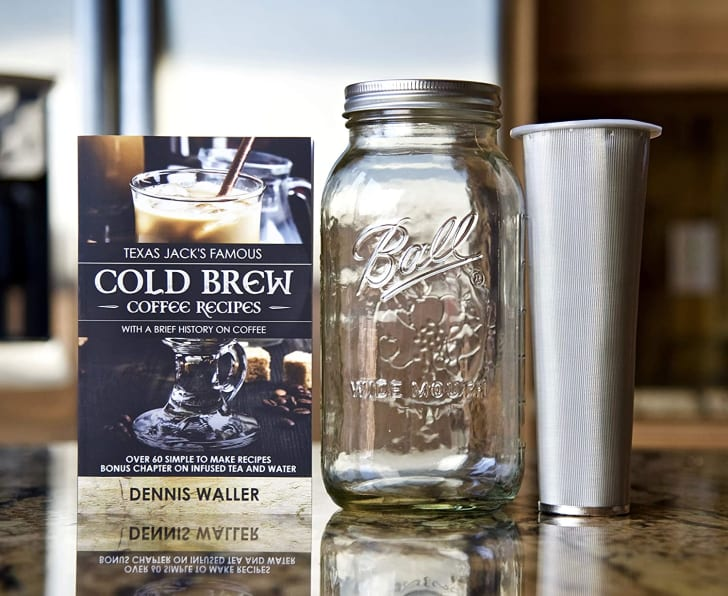 Cold Brew Kit on Amazon.