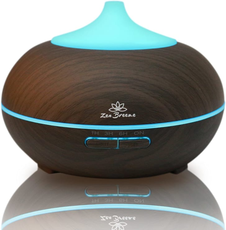 Zen Breeze diffuser on Amazon.