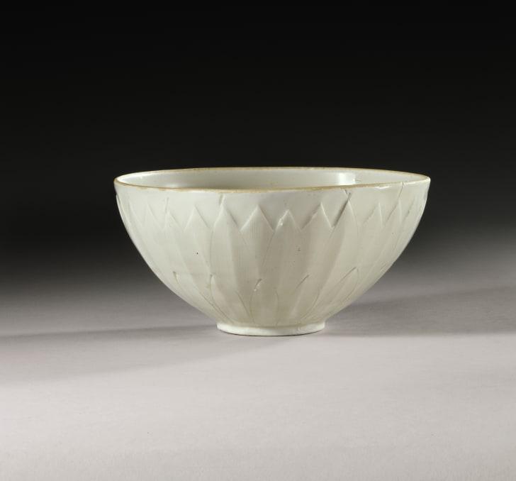 A rare bowl.