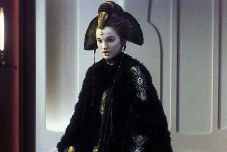 Natalie Portman in Star Wars: Episode I - The Phantom Menace (1999)