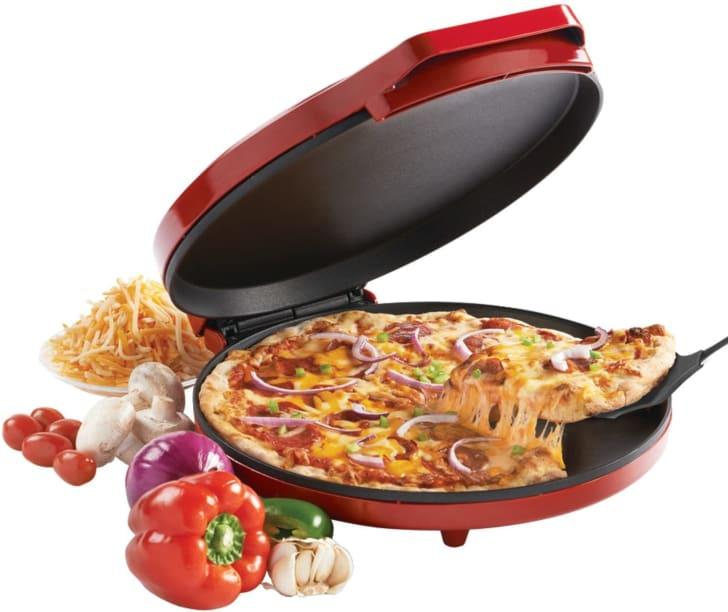 A pizza maker.
