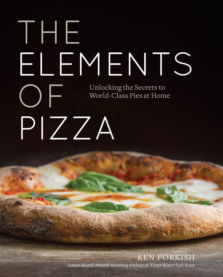 A pizza cookbook.