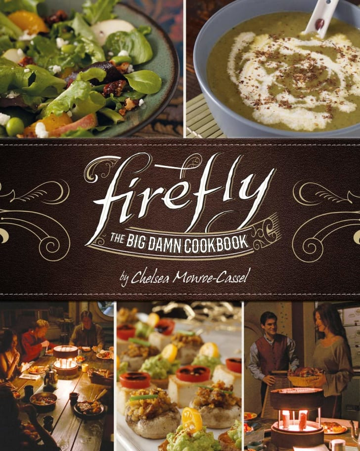 The 'Firefly' cookbook.