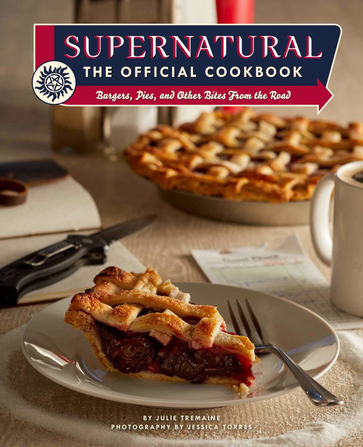 The 'Supernatural' cookbook.