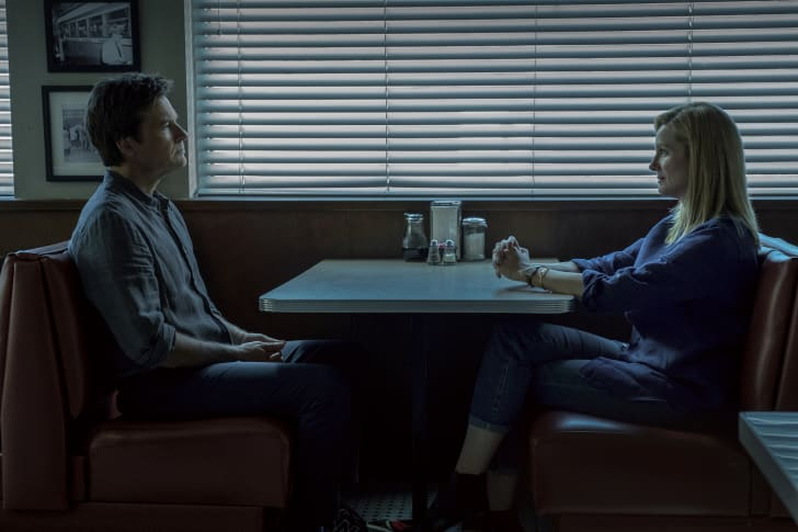 Jason Bateman and Laura Linney in 'Ozark'