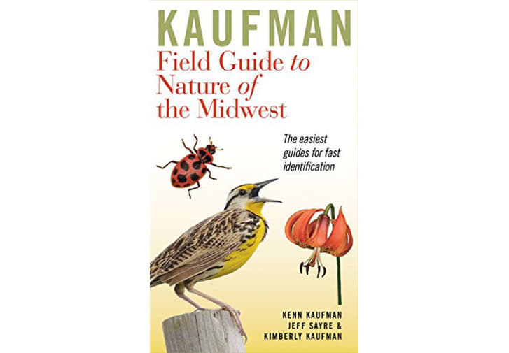 Kaufman Field Guide to the Nature of the Midwest.