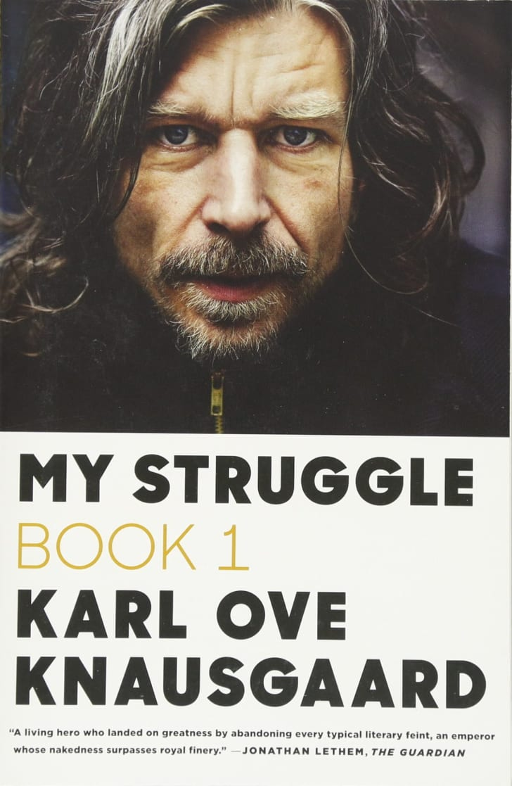 A book in the 'My Struggle' series.