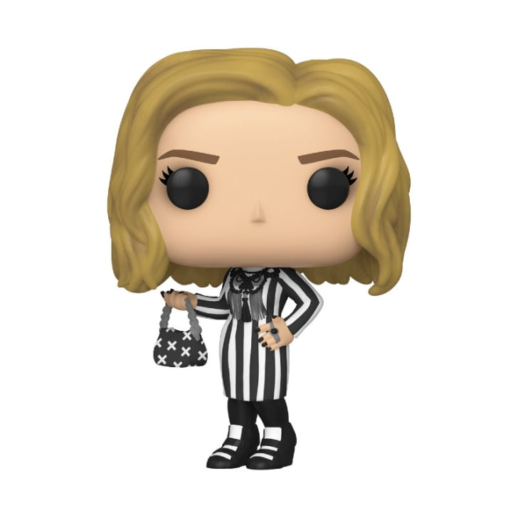 A 'Schitt's Creek' Moira Rose Funko Pop! figure is pictured