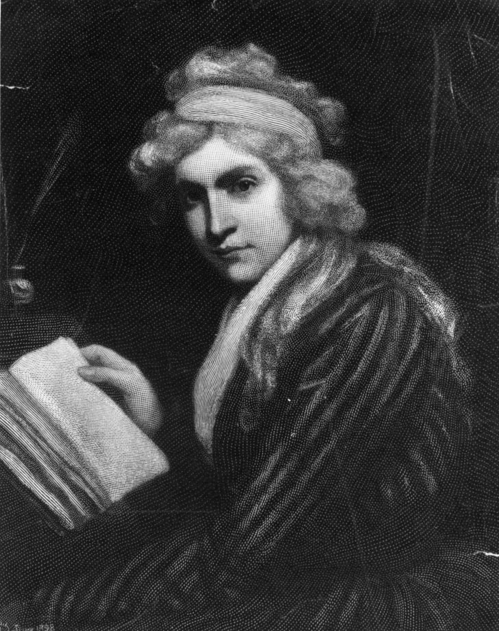 mary wollstonecraft in 1797