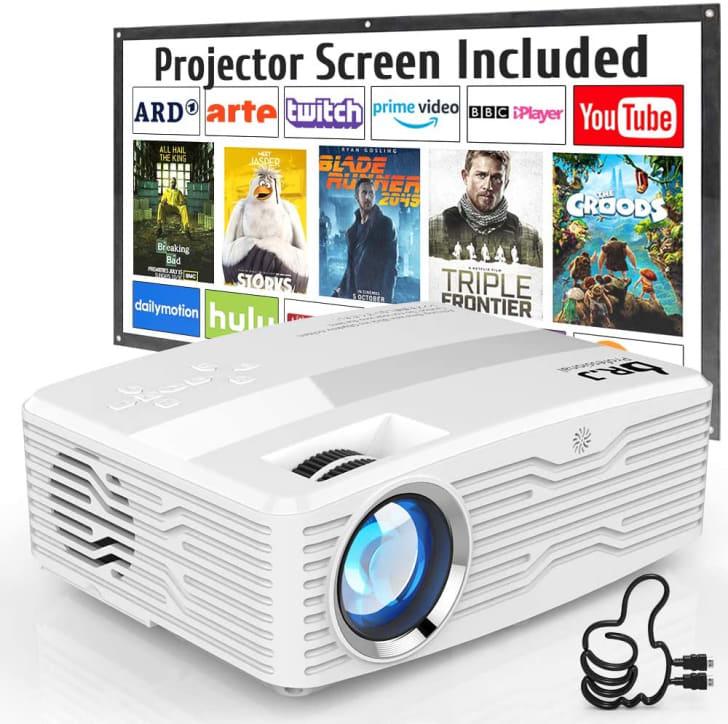 DR. J Professional projector.
