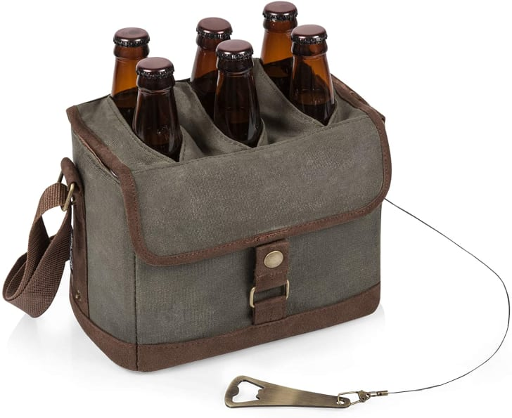 A beer caddy on Amazon.