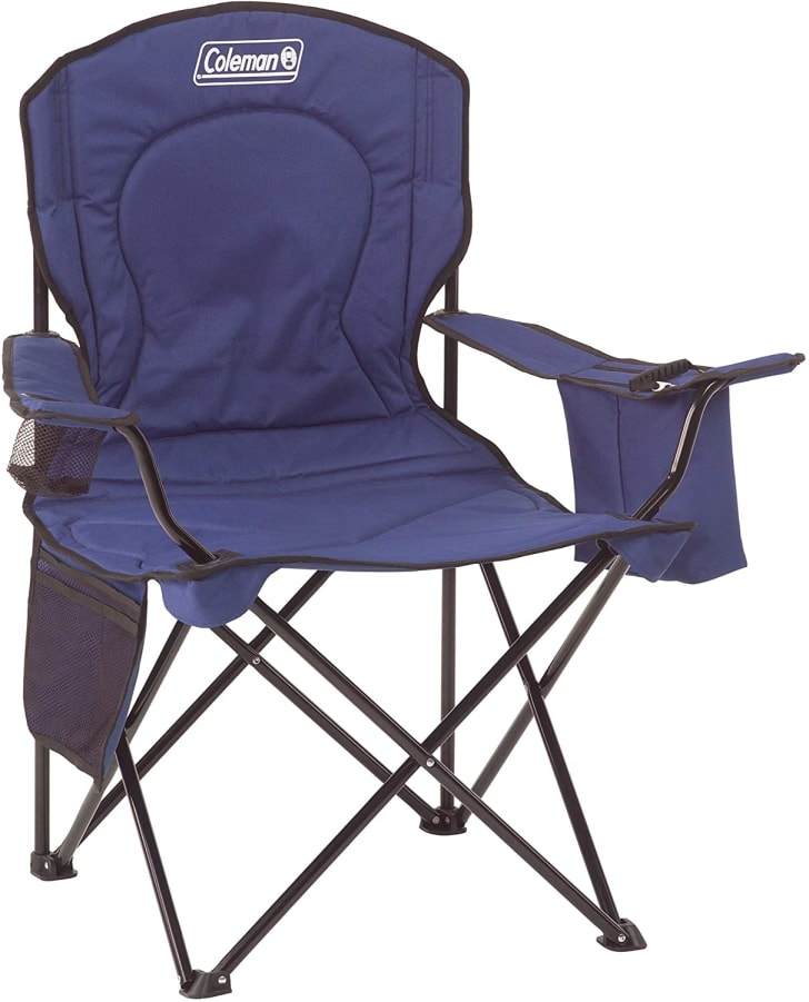 A Colman outdoor chair on Amazon.