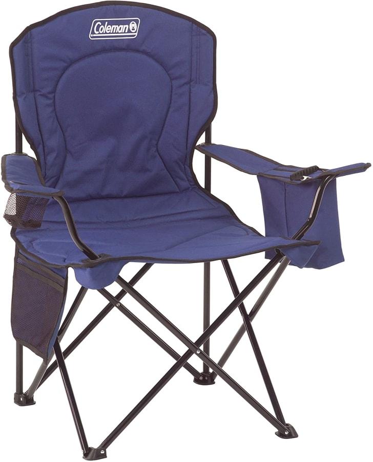 A Colman outdoor chair on Amazon.
